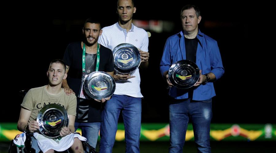 Chapecoense tragedy: Brazil v Colombia friendly raises $380k for victims' families (PHOTOS, VIDEO)