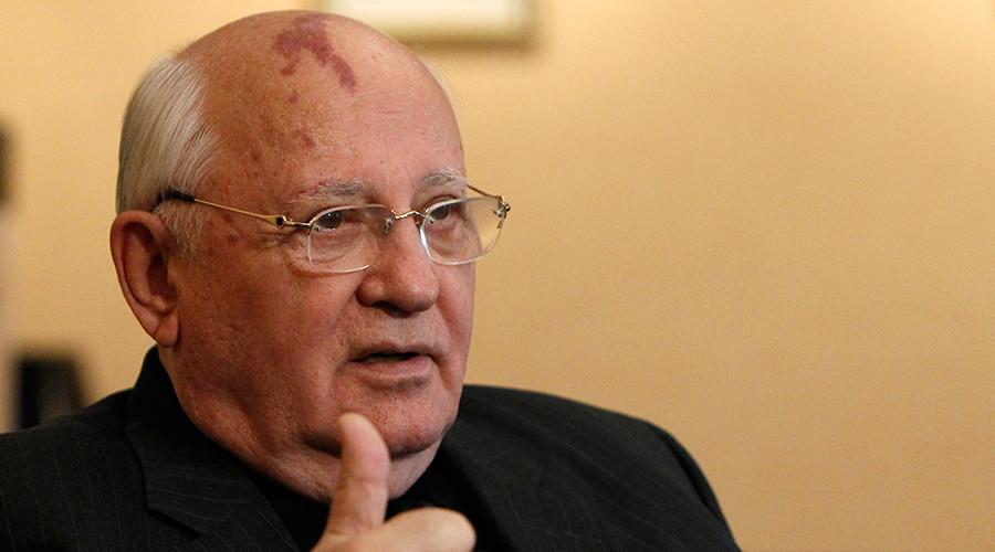 Amid new arms race, Putin & Trump must spearhead int'l law banning nuclear war – Gorbachev