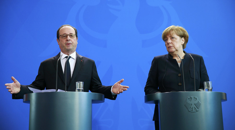 Hollande: Trump administration a 'challenge' for Europe
