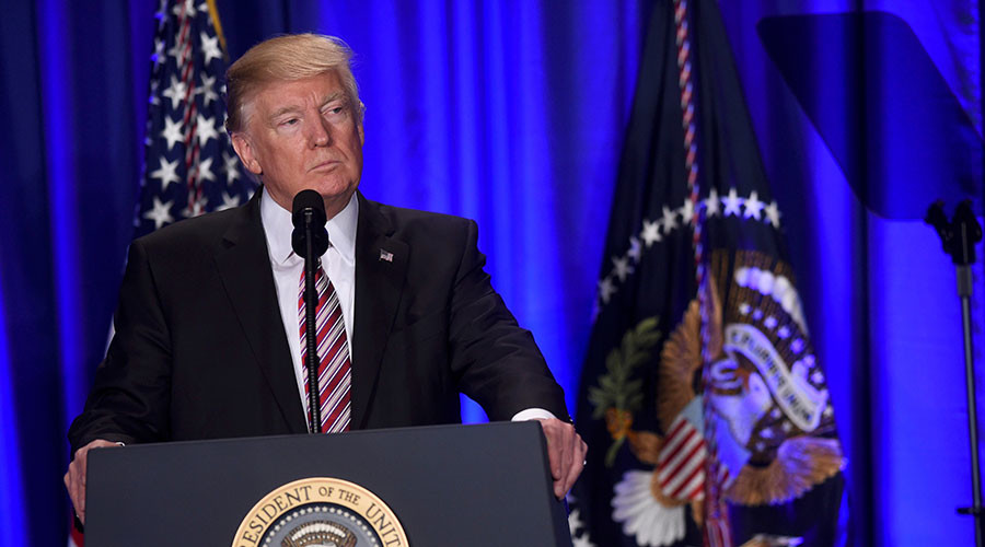 Petition to ban Trump state visit hits 1mn names, smashes debate quota