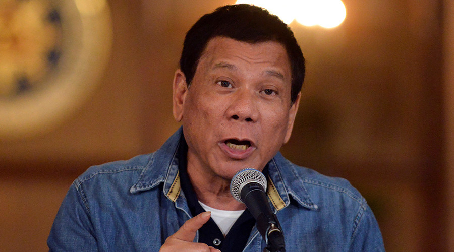 Rodrigo Duterte suspends Philippines' war on drugs