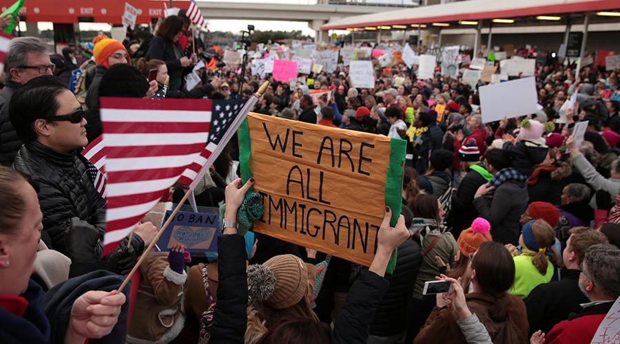 Trump's 'Muslim ban' fallout