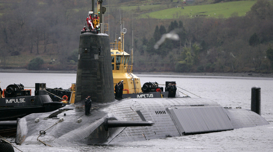 Trident nuclear missiles have history of failure, US documents show