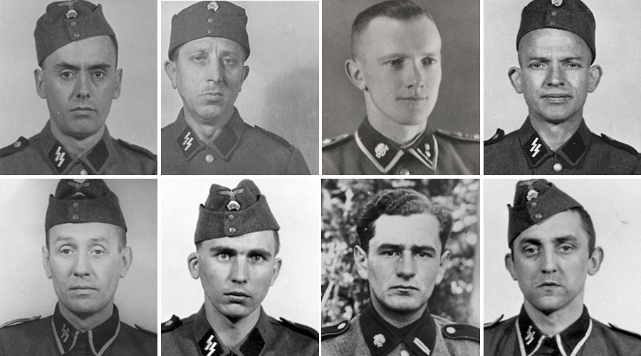 'Naming them is justice': Poland publishes fullest-ever list of SS personnel at Auschwitz