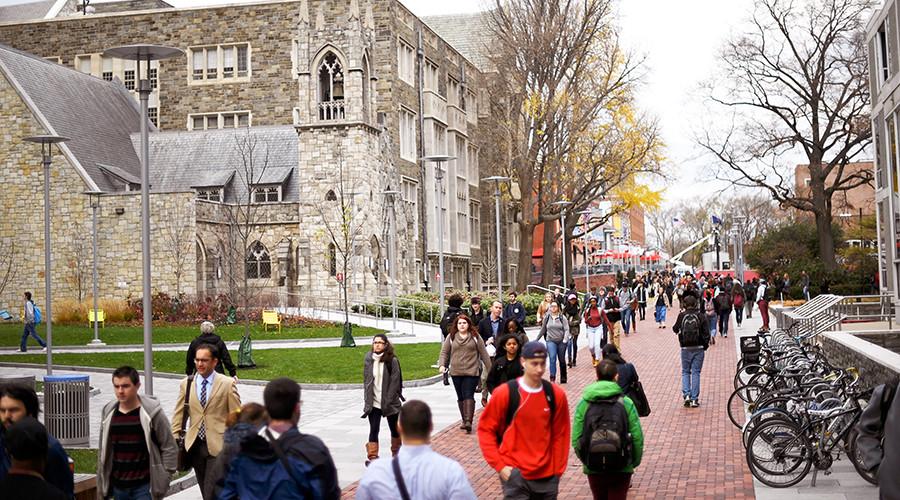 Safe spaces on campus: University presidents lambast Trump travel ban