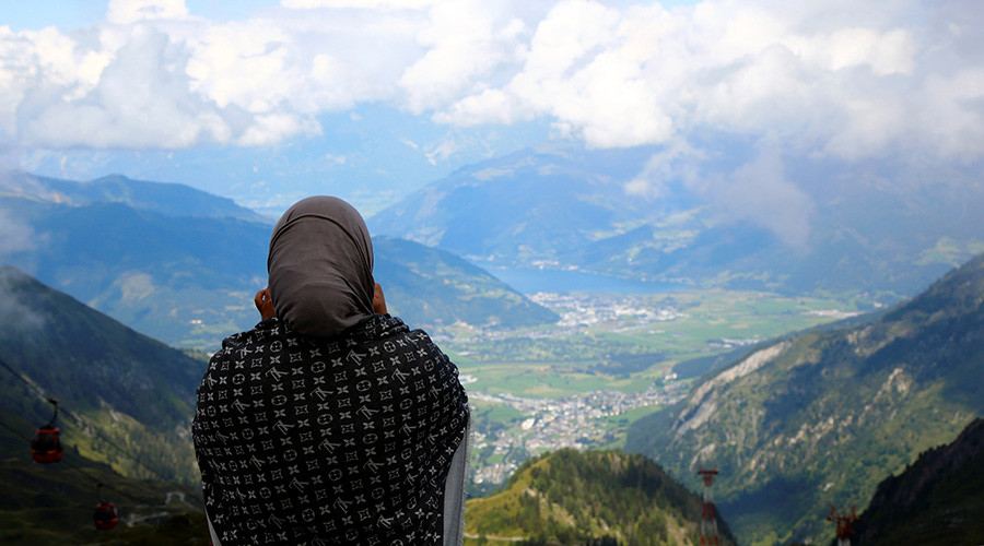 Austria bans use of full-face veils in 'public places'