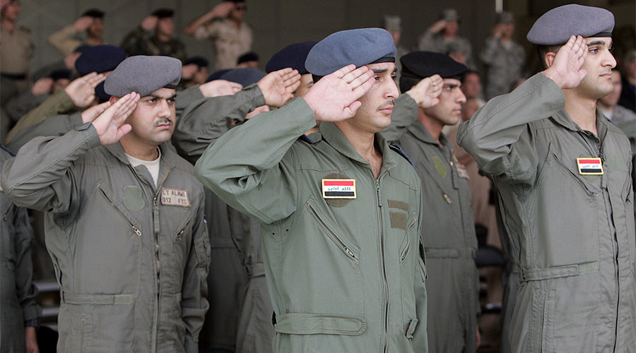 DoD seeking to exempt Iraqi F-16 trainees from Trump's US travel ban – report