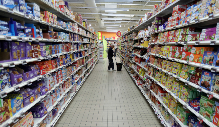 Eurozone inflation at highest in four years