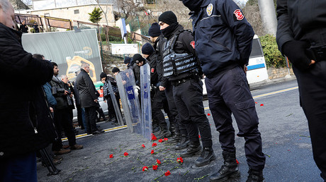 The attack happened in Reina nightclub. © Umit Bektas