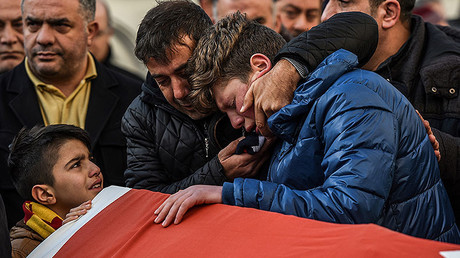 Turkey mourns victims of Istanbul nightclub attack