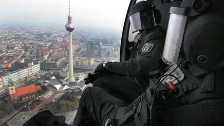 Members of Berlin's special police force SEK (Spezialeinsatzkommando) © Fabrizio Bensch