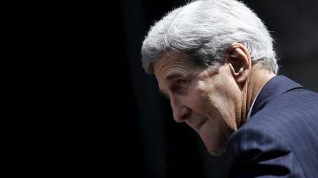 'Force for good': Kerry defends Obama's international legacy