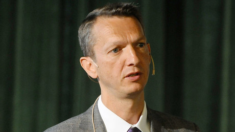 Andy Haldane © Niccolò Caranti / Wikipedia