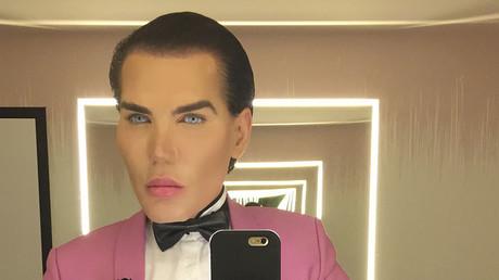 So-called Human Ken Doll Rodrigo Alves. © Exclusivepix Media / Global Look Press
