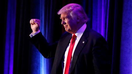 Donald Trump © Andrew Kelly