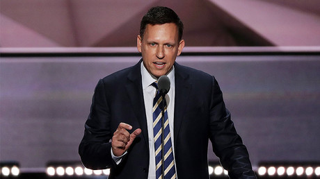 Peter Thiel, co-founder of PayPal © Alex Wong / Getty Images