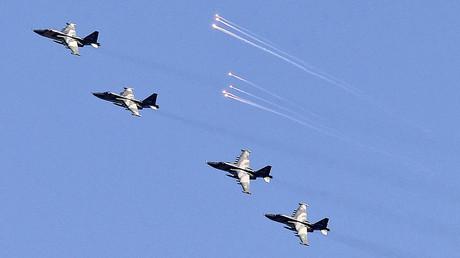 SU 25 jets ©  Andrei Aleksandrov