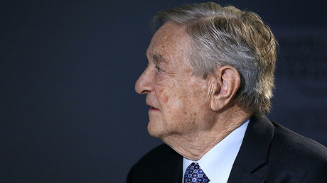 Billionaire investor George Soros of Soros Fund Management © Pascal Lauener