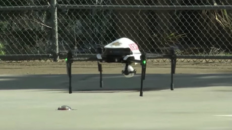 Connecticut bill calls for weaponized police drones