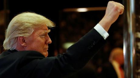 U.S.President-elect Donald Trump © Shannon Stapleton