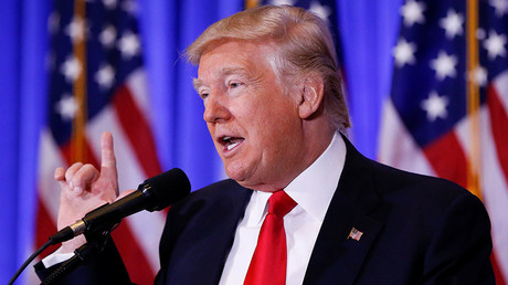 U.S. President-elect Donald Trump © Shannon Stapleton