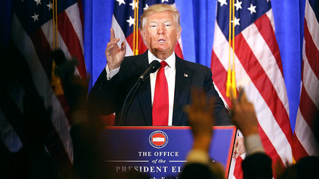 Trump's golden era