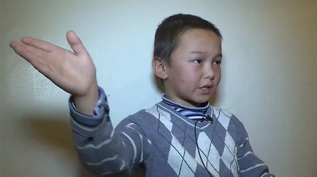 7yo boy wakes up to find out his family was killed by nearby plane crash