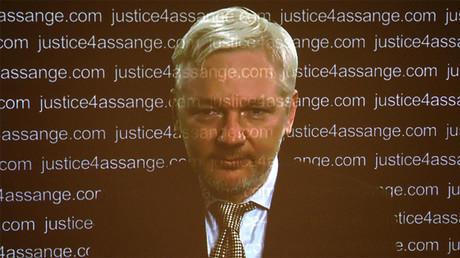 WikiLeaks founder Julian Assange. ©Neil Hall