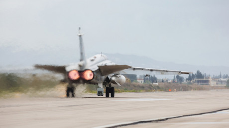 Russian, Turkish Air Forces conduct first joint anti-ISIS op in Syria