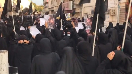 Fears of new executions spark violence in Bahrain