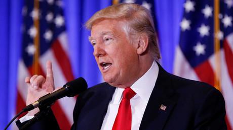US President-elect Donald Trump © Shannon Stapleton