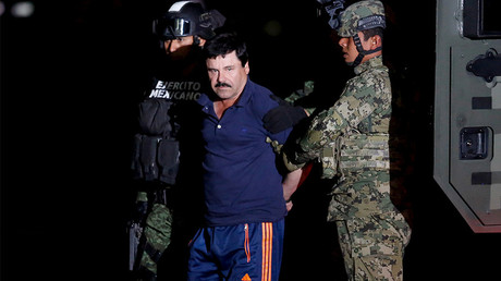 Mexico extradites notorious drug lord El Chapo to US