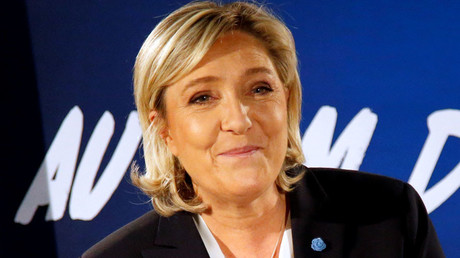 Le Pen: 'I'll put an end to Brussels superpower'