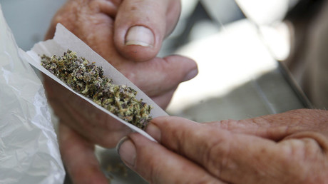 4 governors ask Trump admin to chill out on marijuana enforcement