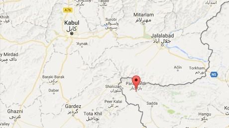 At least 18 killed in market blast in Pakistan on Afghan border
