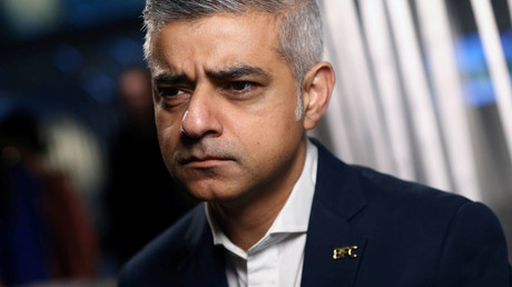 Mayor of London Sadiq Khan © Neil Hall