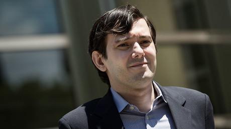 Ex-pharmaceutical executive Martin Shkreli. ©Drew Angerer / Getty Images