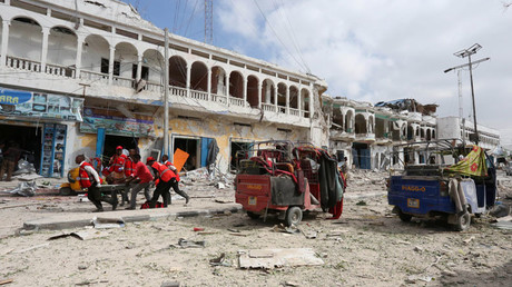 Car bomb at hotel kills at least 15 in Somalia