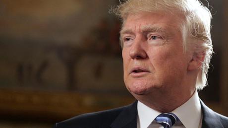 U.S. President Donald Trump © Joshua Roberts