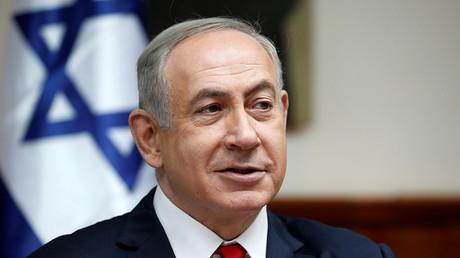 Israeli Prime Minister Benjamin Netanyahu  © Ronen Zvulun