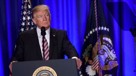 U.S. President Donald Trump © Mark Makela
