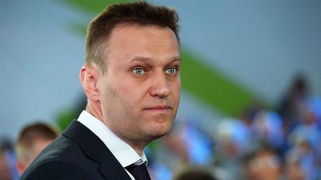 Lawyer and politician Alexei Navalny © Evgenya Novozhenina
