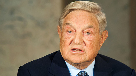 Go figure: Soros-funded watchdog says populist politicians 'undermine fight against corruption'