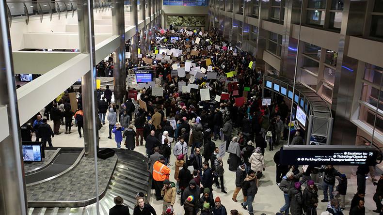 Iraqi Citizens Travel Ban
