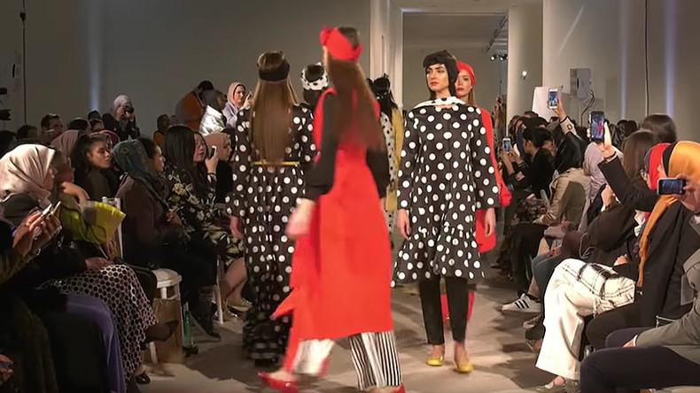 London 'Modest Fashion Week' launches for Muslim women — RT UK