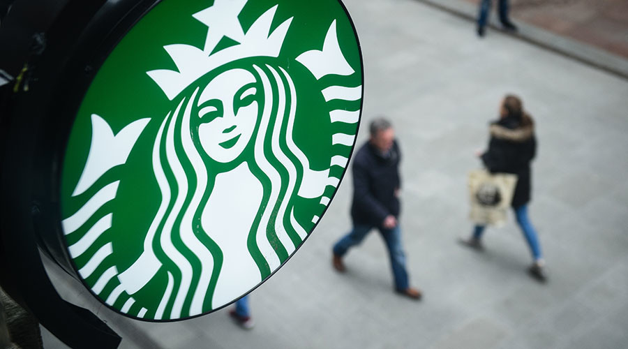 Starbucks creates refugee storm in a coffee cup