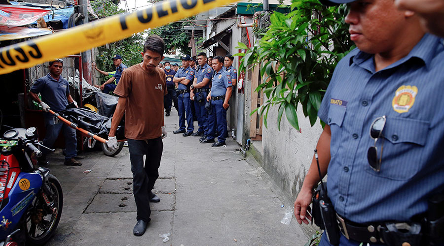 'Criminals aren't humanity': Philippines shrugs off Amnesty's 'war on drugs' report