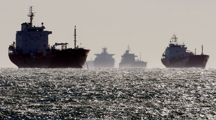 Oil prices jump as Trump administration puts Iran 'on notice'