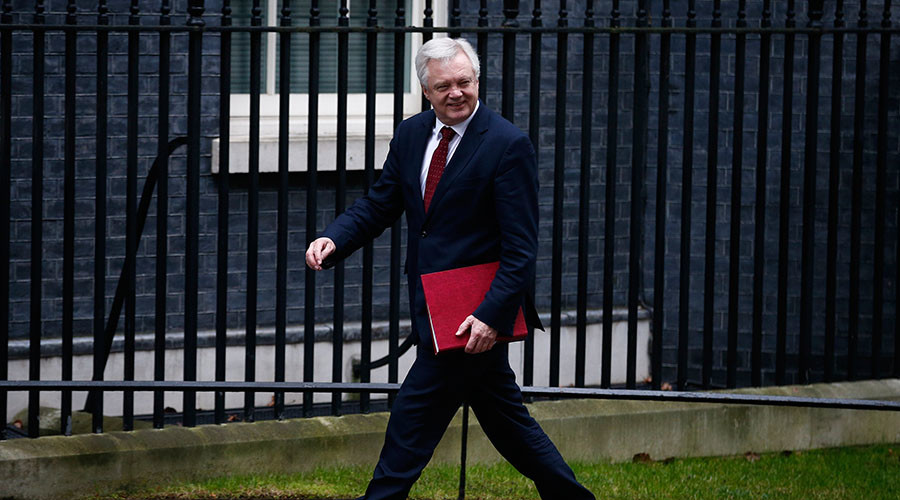 Government's Brexit negotiation White Paper 'says nothing' and is 'too late'