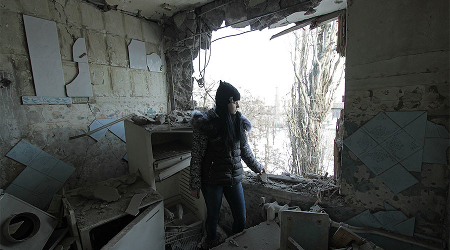 Kiev's 'barbaric' attack on Donetsk in E. Ukraine violates Geneva convention – Russia